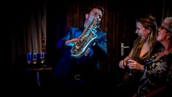 Saxofonist Saxo B