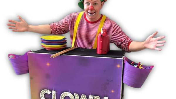 Clown in Deventer huren