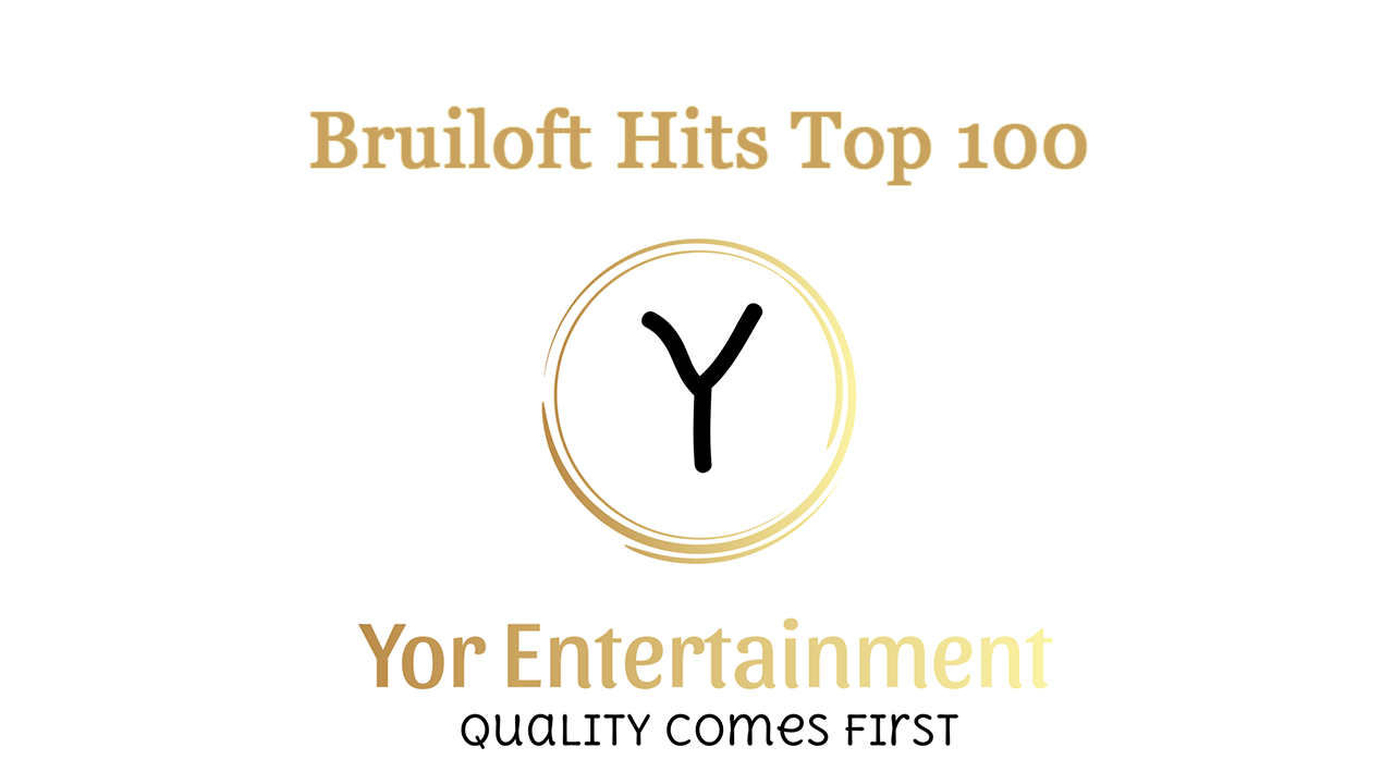 Bruiloft Hits Top 100